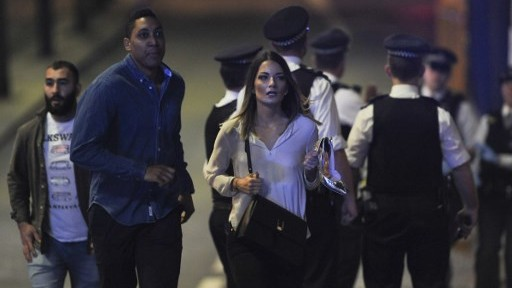 London Bridge terrorists die in hail of police bullets
