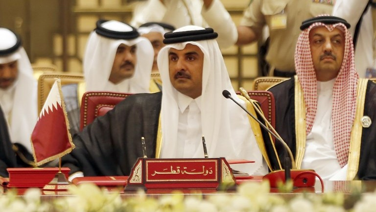 Qatar cut adrift by Arab neighbours in row over terror support