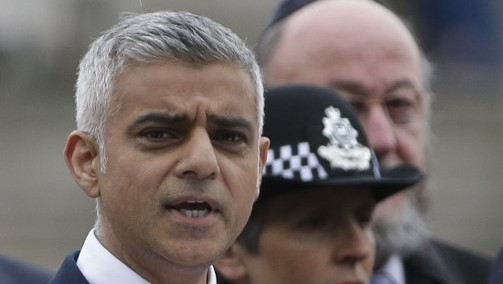 Cancel Donald Trump's state visit, says Sadiq Khan