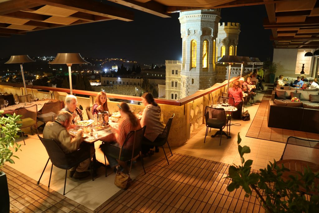Best Hotels In Jerusalem For 2017 The Times Of Israel