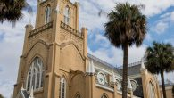 Mickve Israel synagogue, Savannah, Ga. Courtesy of Richard Nowitz