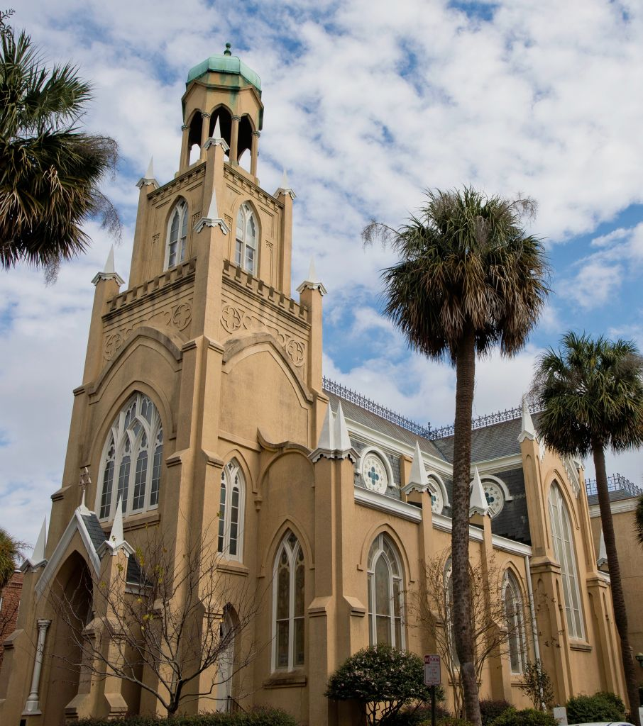 From Rhode Island To South Carolina, 11 Synagogues Whose Architecture Can Wow