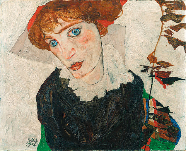 "Egon Schiele's 1912 ""Portrait of Wally Neuzil"" was instrumental in helping Marilyn Henry decide to devote her life to Holocaust art restitution. (Wikimedia Commons)"