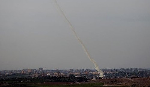 Rocket from Gaza explodes in southern Israel: No injuries reported