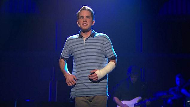'Dear Evan Hansen' wins best score at Tonys Awards