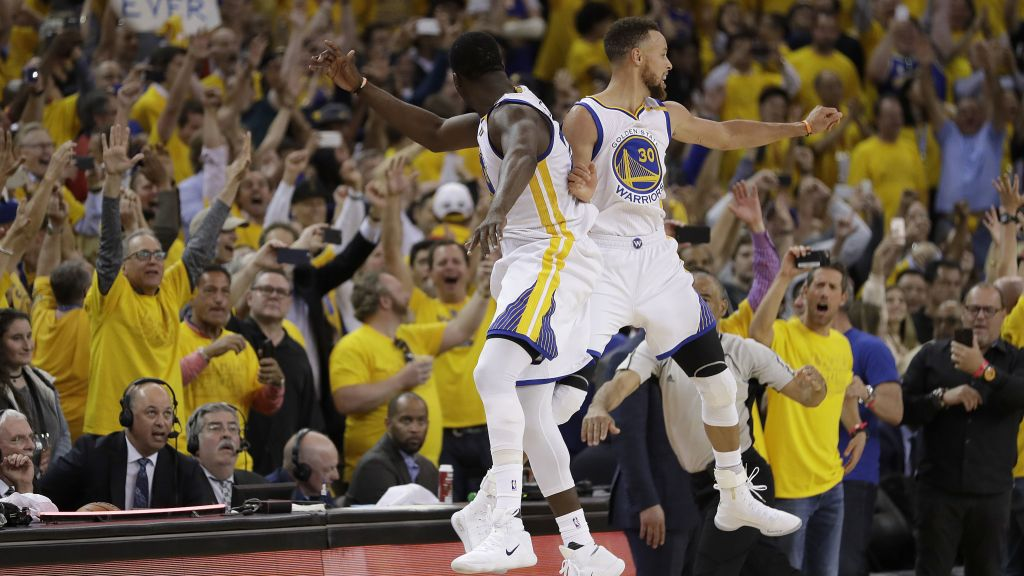 NBA Finals 2017 Stephen Curry Game 5 transcript: 'It was ...