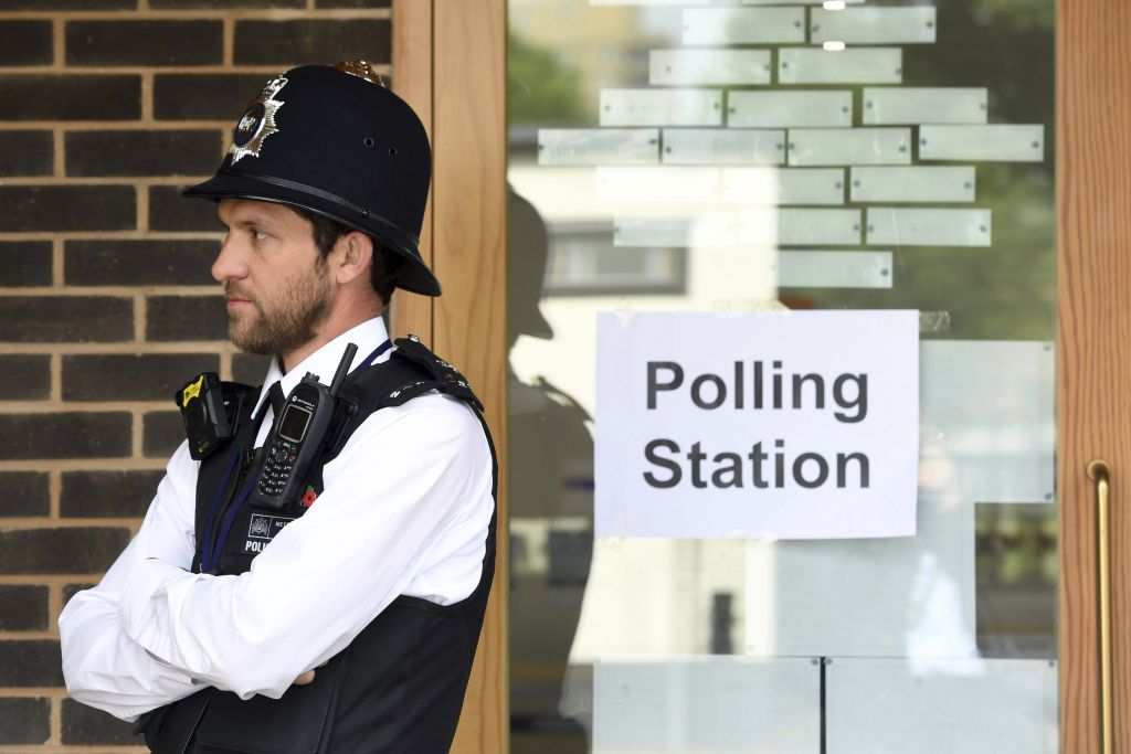 The British election: There are no sure things in hard  times