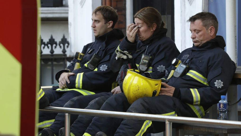 Dead, 18 Critical After Fire Engulfs London Tower Block