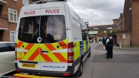"""Man at polling station shouting """"F***ing Jews, kill all the Jews, what are you doing here"""", as  Shomrim alerted Hackney police, who arrested a suspect  credit: @Shomrim"""