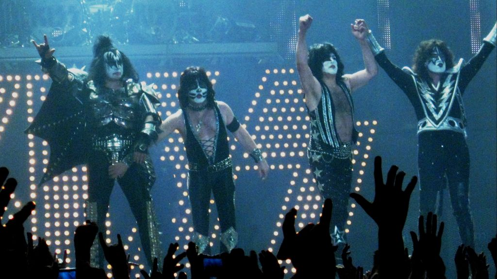 Gene Simmons is hoping to trademark the 'devil horns' hand gesture