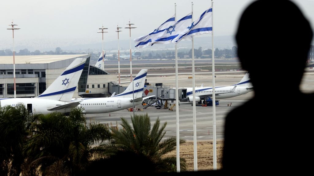 Holocaust survivor wins gender base case against El Al