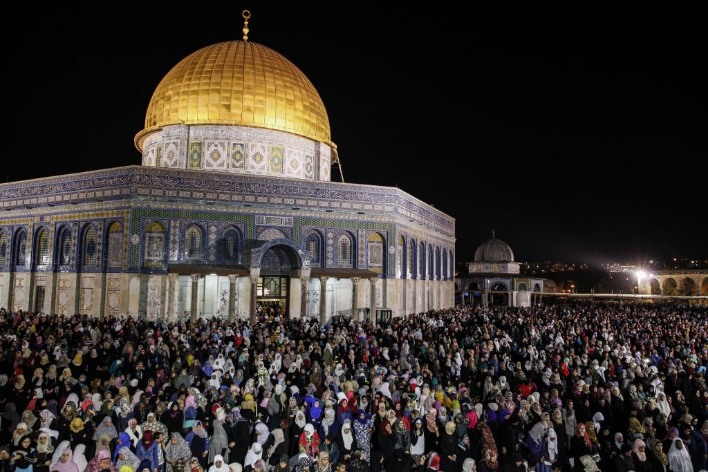 Jew Detector: At The Temple Mount, It's Not About Metal Detectors, It's