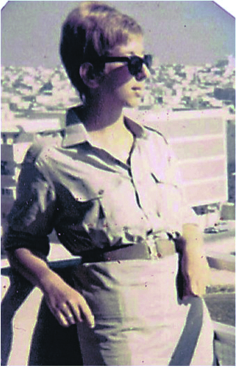 Then and now: Judy Miller in Israel in the aftermath of the war