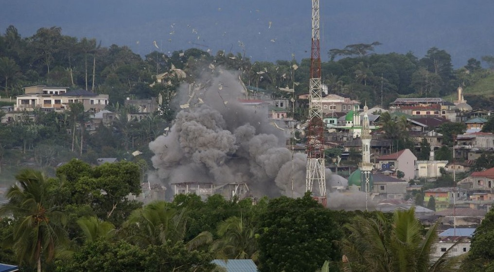 Prayers for Marawi as we celebrate 119th Independence Day