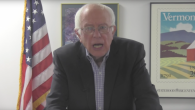 Bernie Sanders' addressing the left wing Israeli party