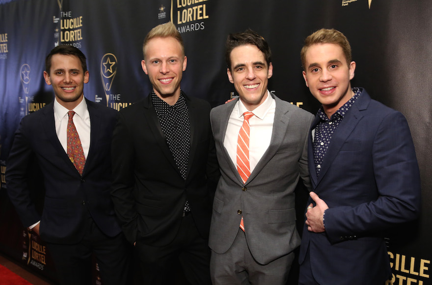 'Dear Evan Hansen' wins best score, book at Tonys Awards