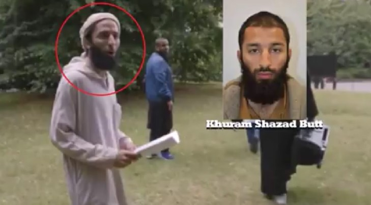 Khuram Shazad Butt 27 one of the suspected attackers in the London Bridge terror attack