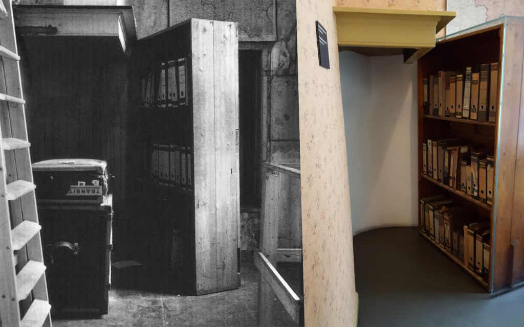 Publication Of Anne Frank S Diary Saved Her Secret Annex