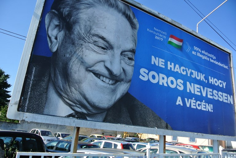 European Union takes on Hungary over NGO law seen as targeting Soros