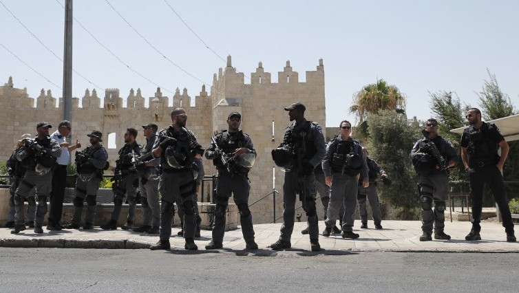 Israeli policemen killed in Jerusalem attack