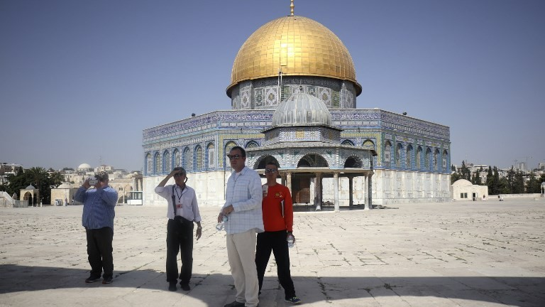 Jew Detector: Waqf Urges Muslims To Boycott Temple Mount Over Metal