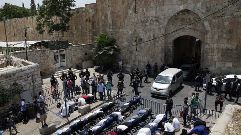 Jew Detector: Fatah Calls For 'Day Of Rage' Amid New Temple Mount