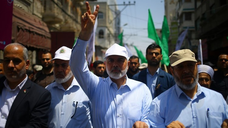 Jew Detector: Haniyeh Lashes Out At Muslim World In Speech Calling For