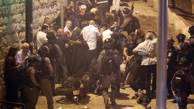 UN Security Council to hold urgent meeting on Jerusalem violence