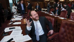 City Councilman David Greenfield