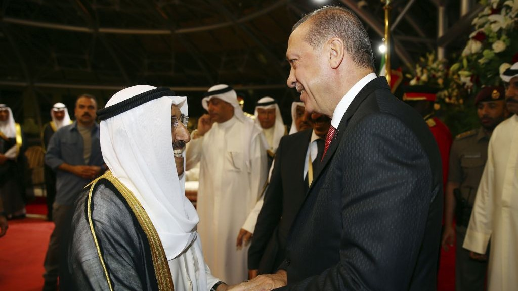 Jew Detector: Turkish President Calls On All Muslims To 'protect Al-Aqsa