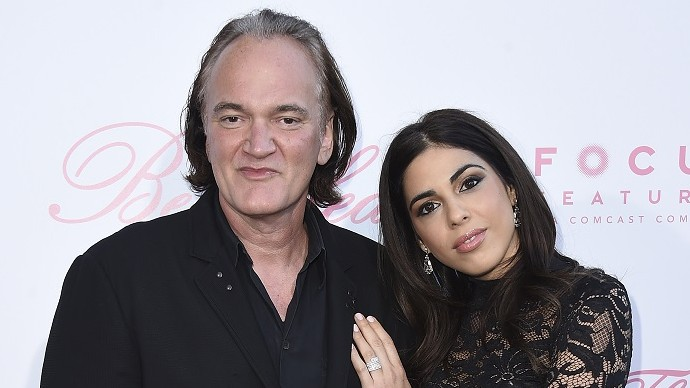 Quentin Tarantino engaged to Israeli Daniela Pick