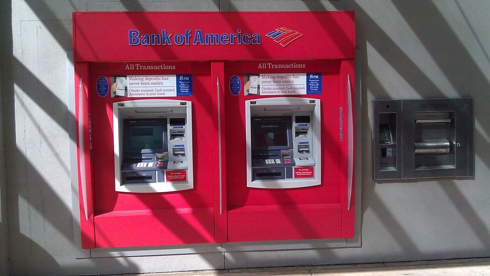 bank of america atm in greece