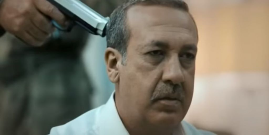 Actor playing Turkish President Recep Tayyip Erdogan about to be executed in Ali Avci's film 'Uyanis&#039  in trailer released
