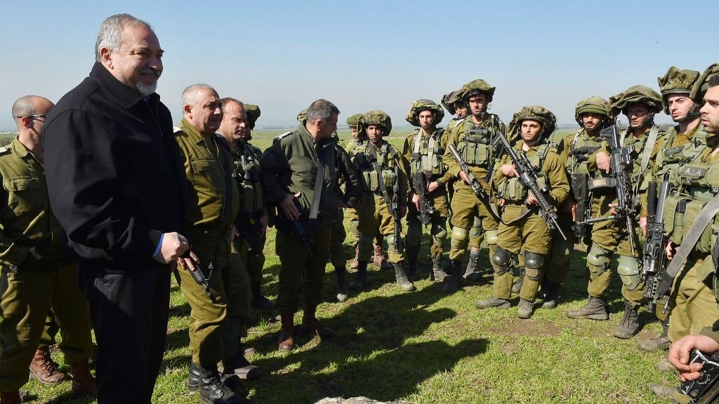 Israel Warns Syrian Regime Over Fresh Attacks on Golan Heights