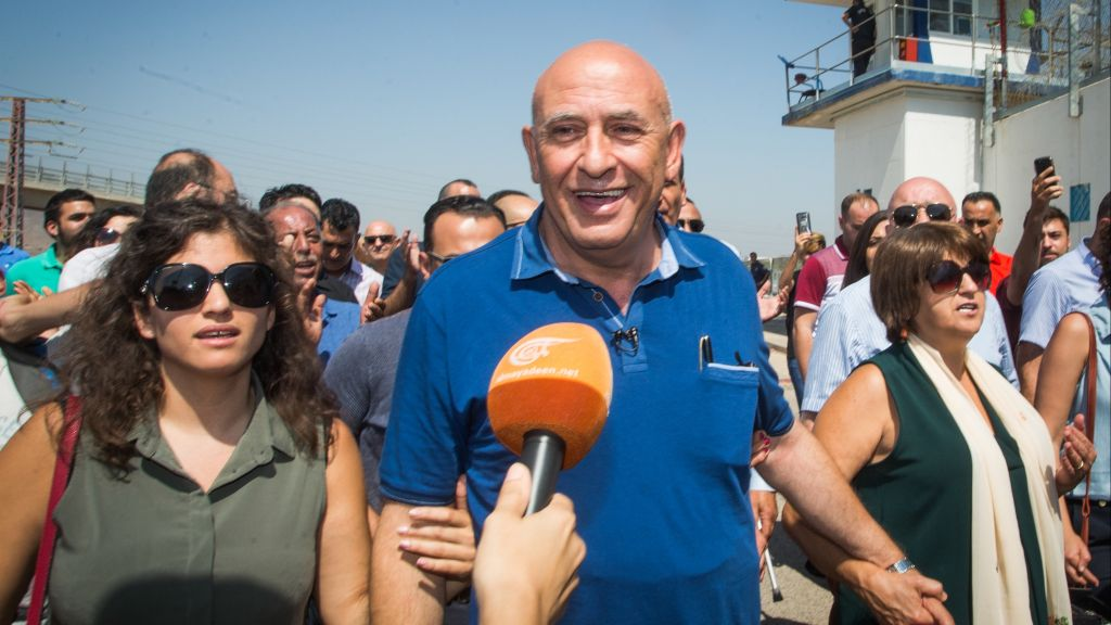 Former MK Basel Ghattas to enter prison for phone smuggling affair