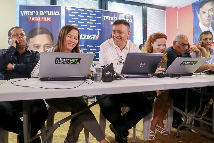 Newcomer Avi Gabbay wins election to lead Israeli Labor party