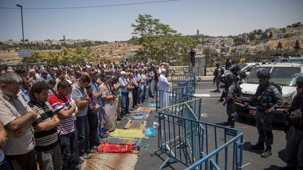 Palestinians, 2 Israeli Policemen Dead After Jerusalem Clash