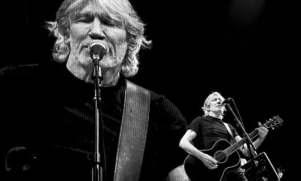 Roger Waters In Concert At T-Mobile Arena In Las Vegas
