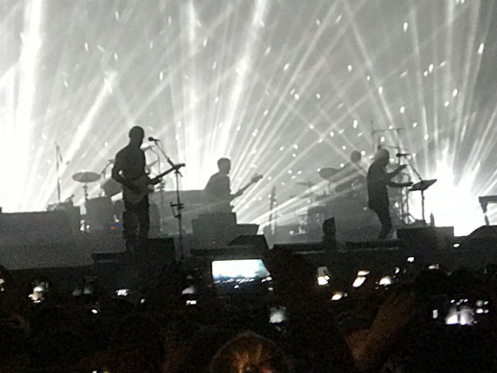 Radiohead in full flow in Tel Aviv