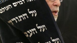 NEWS-Dedicate torah arrives