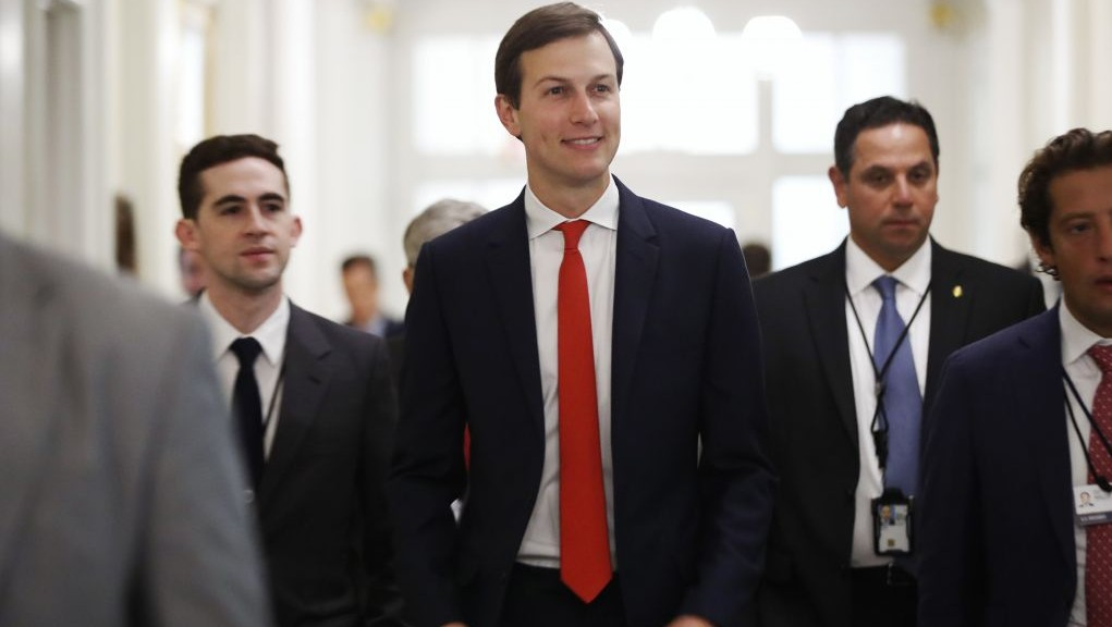 Is Jared Kushner About To Lose His Security Clearance?