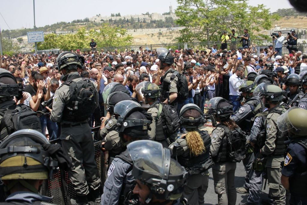 More Palestinians Die in Clashes with Israeli Security Forces