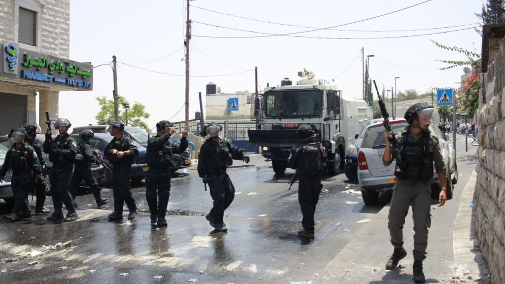 Jew Detector: Three Palestinians Reported Killed In Protests In