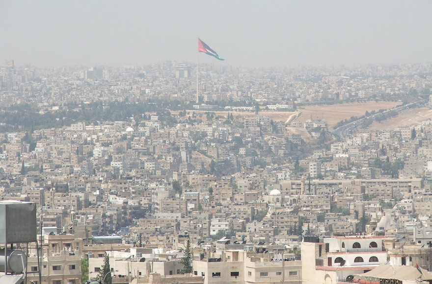 Israeli embassy in Jordan attacked by gunmen - two Jordanians killed, Israeli wounded