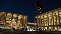 A view of Lincoln Center in New York City.