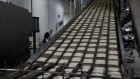 Matzo Made At Manischewitz Manufacturing Plant