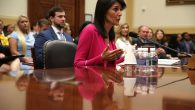 United Nations Ambassador Nikki Haley Testifies To House Foreign Affairs Committee