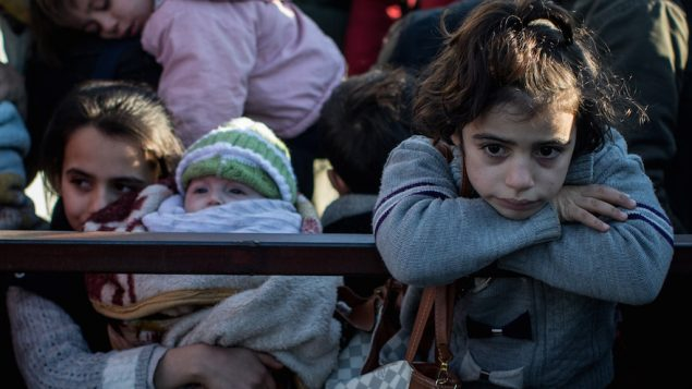 Turkish Border Remains Closed To Syrians Seeking Refuge From Escalating Violence
