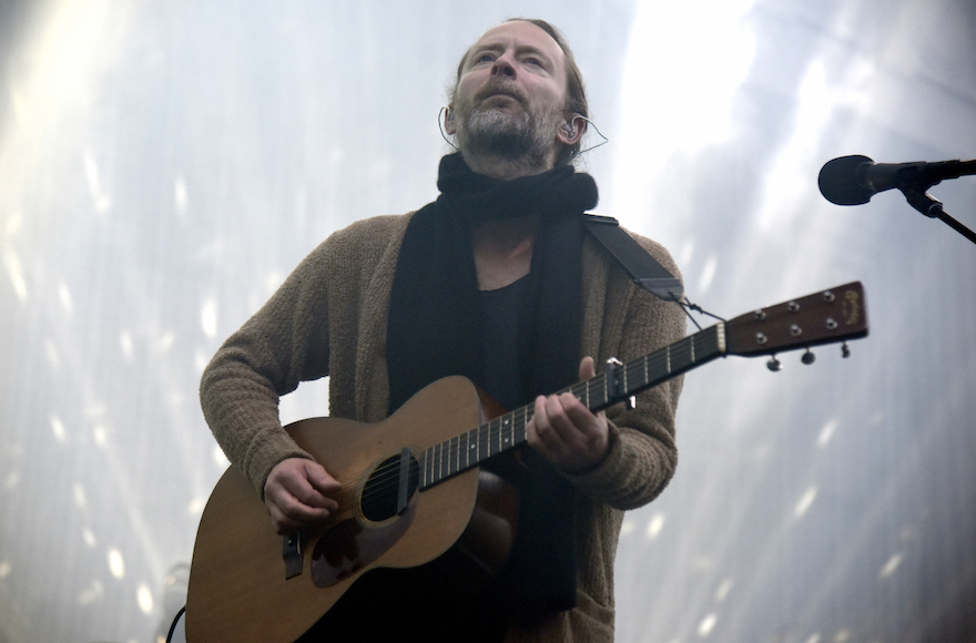 Thom Yorke responds to Ken Loach over Israel gigs criticism