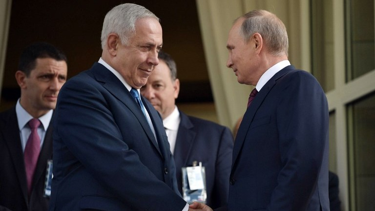 Lavrov Responds to Netanyahu's Claim of Iran Allegedly Aiming to Attack Israel